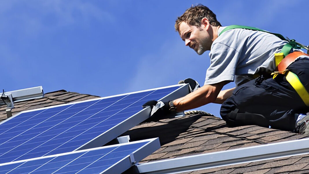 Inexpensive Solar Panels Installation Method