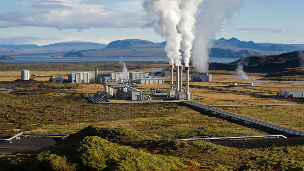 Geothermal Energy: A Sustainable Source of Energy