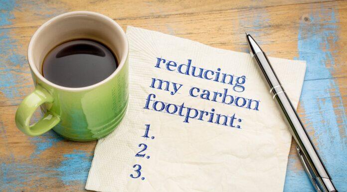 carbon footprint reduction
